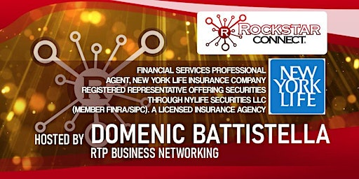 Free RTP Business Rockstar Connect Networking Event (January, RTP)