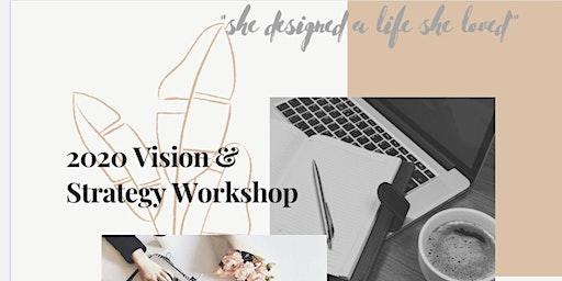 2020 Vision & Strategy Workshop