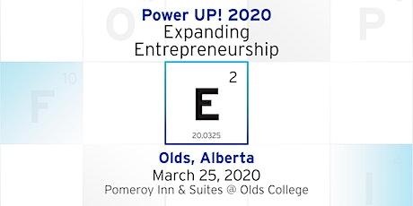 Power Up 2020: Expanding Entrepreneurship tickets