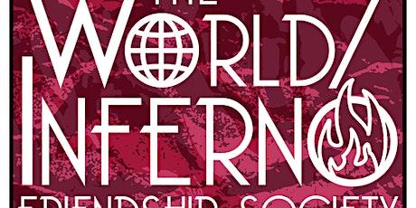 World Inferno Friendship Society, Bridge City Sinners +guests tickets