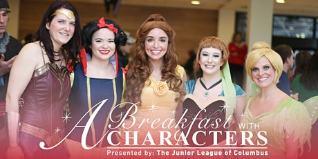 4th Annual A Breakfast with Characters tickets