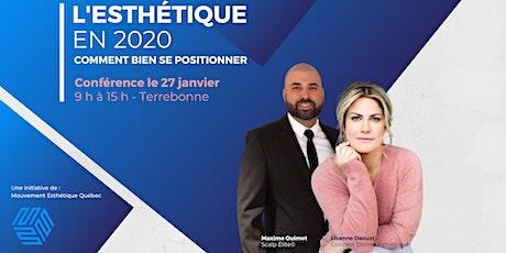 Mouvement Esthétique Québec - MEQ tickets