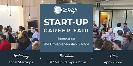 Start-Up Career Fair tickets