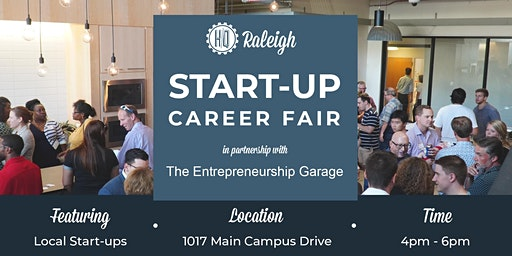 Start-Up Career Fair