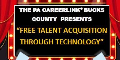 Free Talent Acquisition Through Technology Seminar