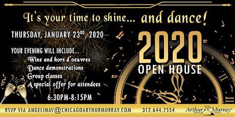 Chicago Arthur Murray -2020 Open House! tickets