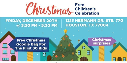 Children's Christmas Celebration- West Plano