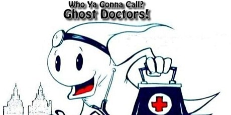Ghost Doctors Ghost Hunt American Museum of Natural History-Sun- 1/5/20 tickets