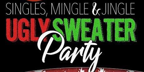 UGLY SWEATER PARTY :: SINGLE : MINGLE : JINGLE :: LOFT 51 NYC :: FTP NY tickets