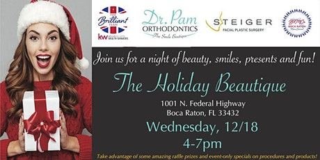 The Holiday Beautique tickets