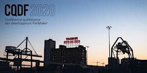 CQDF 2020 - Conférence québécoise des développeurs...