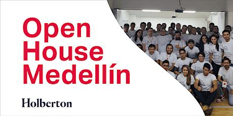 Open House: Holberton School Medellín entradas