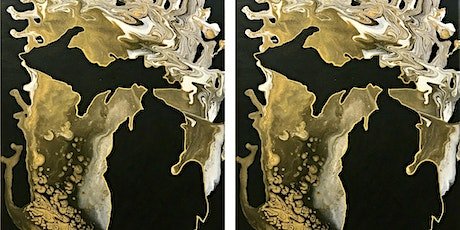 Michigan Acrylic Pour tickets
