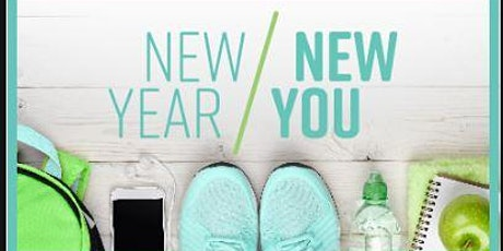 New Year - New You tickets