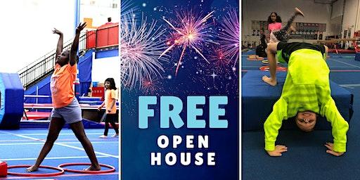 Free Open House- January