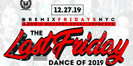 12/27/19 Remix Friday (No Cover) @ Katra *JM Promo* tickets