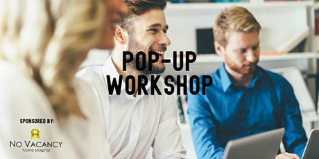 Virtual Staging 101 - Pop-Up Workshop tickets