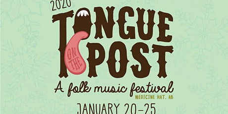 Tongue on The Post Folk Music Festival 2020 tickets