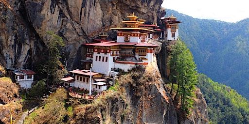 Conférence: Népal et Bhoutan 19 février