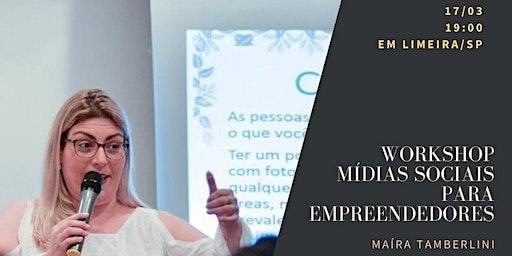 Mídias Sociais para Empreendedores