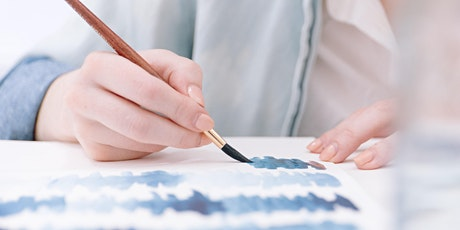 Free Watercolour Class at Banff Public Library tickets