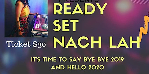 Ready Set NachLah - Ladies Only