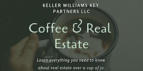 Coffee & a Real Estate Career ingressos
