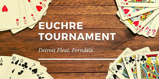 Euchre Night at Detroit Fleat, Ferndale