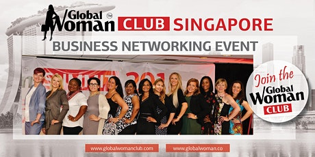GLOBAL WOMAN CLUB SINGAPORE BUSINESS NETWORKING BREAKFAST - MARCH tickets
