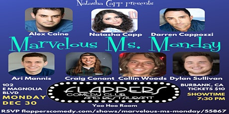 Marvelous Ms. Monday  tickets