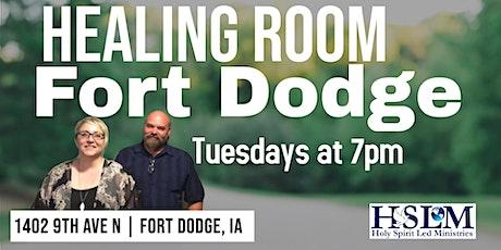 Healing Room - Fort Dodge, IA tickets