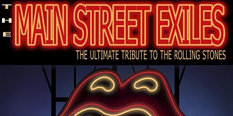 The Main Street Exiles tickets