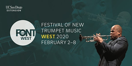 FONT West 2020 - Brass Band Blast-Off w/ Curtis Taylor & Ivan Trujillo tickets