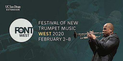 FONT West 2020 - Jazz Concert w/ Curtis Taylor & Ivan Trujillo