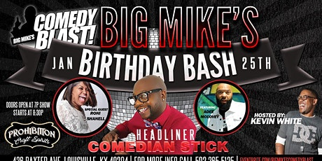 BIG MIKE'S COMEDY BLAST ! tickets