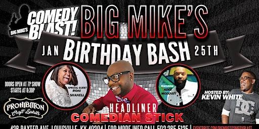 BIG MIKE'S COMEDY BLAST !