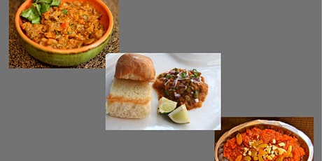Cooking as a Second Language:  On-the-go food from India tickets