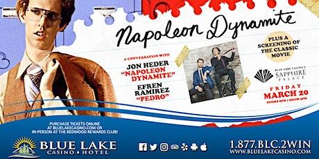 Napoleon Dynamite LIVE Event tickets