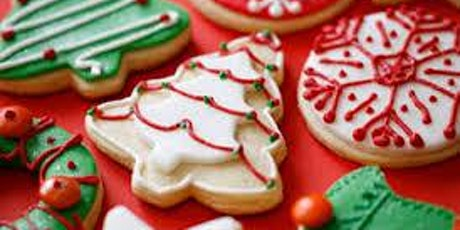 FREE CHRISTMAS BAKING PARTY FOR AGES 4-17 YEARS tickets