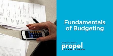 Fundamentals of Budgeting- October 14, 2020 tickets