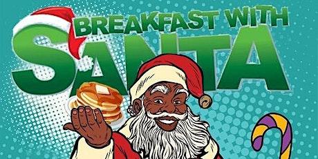 Creative Nation presents Breakfast with Santa 7 tickets
