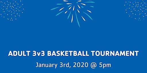 3v3 Adult Basketball Tournament