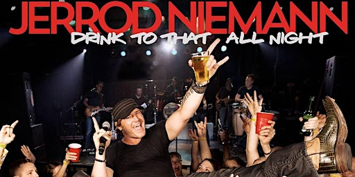 Jerrod Niemann with special guest Tyler Richton & The High Bank Boys