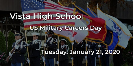 Vista High School US Military Career Day tickets