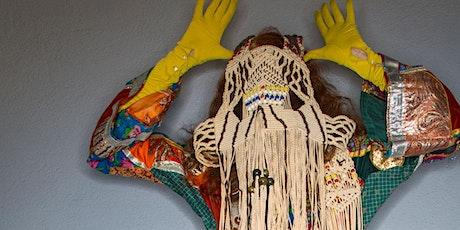 CraftNight: Fiber Masks with Mimi Haddon tickets