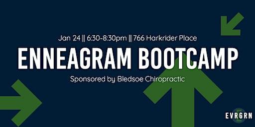 Enneagram Bootcamp