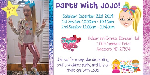 Party With JoJo!
