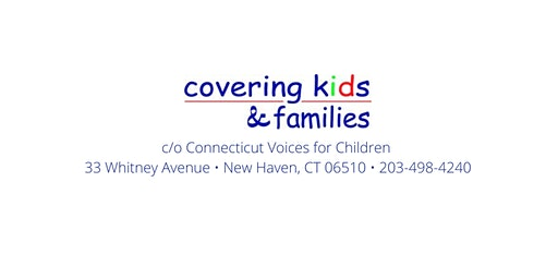 Covering Connecticut's Kids & Families