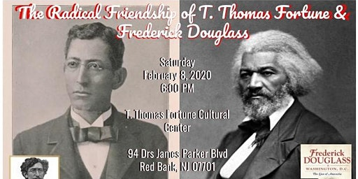The Radical Friendship of T. Thomas Fortune and Frederick Douglass