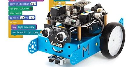 Robotics for Kids w/mBot tickets